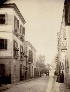 Casa Gaetano Braga fine Ottocento