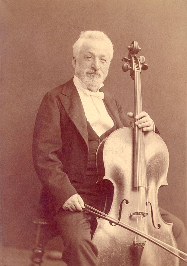 Gaetano Braga - violista